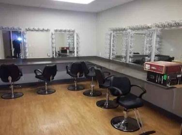 Makeup and Dressing Room