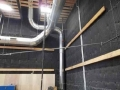 Air Ventilation and Fire-Proofing Systems in Sound Stage